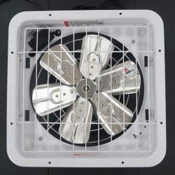 Quạt thông gió giải pháp tối ưu cho các nhà xưởng mái tôn trong mùa hè.