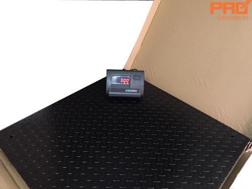 Cân sàn điện tử 1 tấn