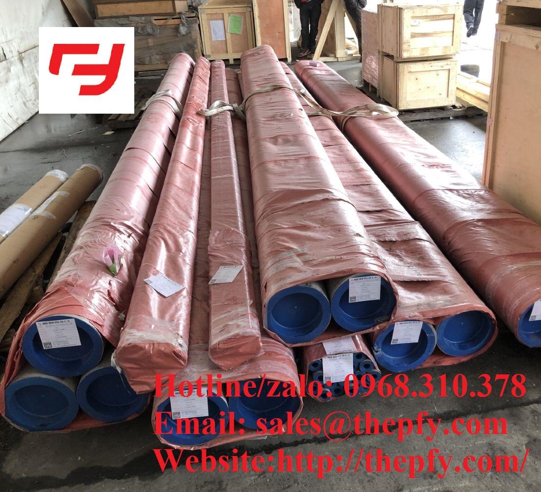 Ống inox 316L / 316 giá tốt, sản xuất theo kích thước yêu cầu