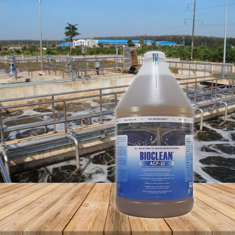 ACF 32 - Vi sinh xử lý nước thải công nghiệp, sinh hoạt, đô thị, đa ngành