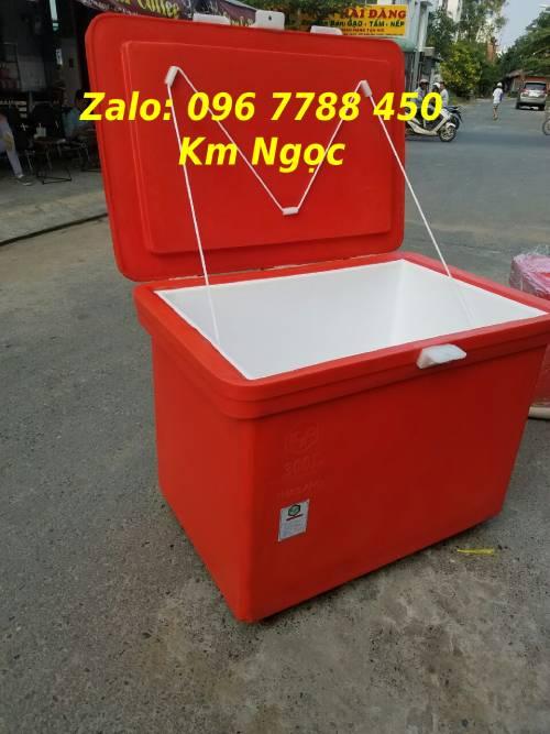 Thùng lạnh thái lan ướp hải sản 300 lít giá rẻ