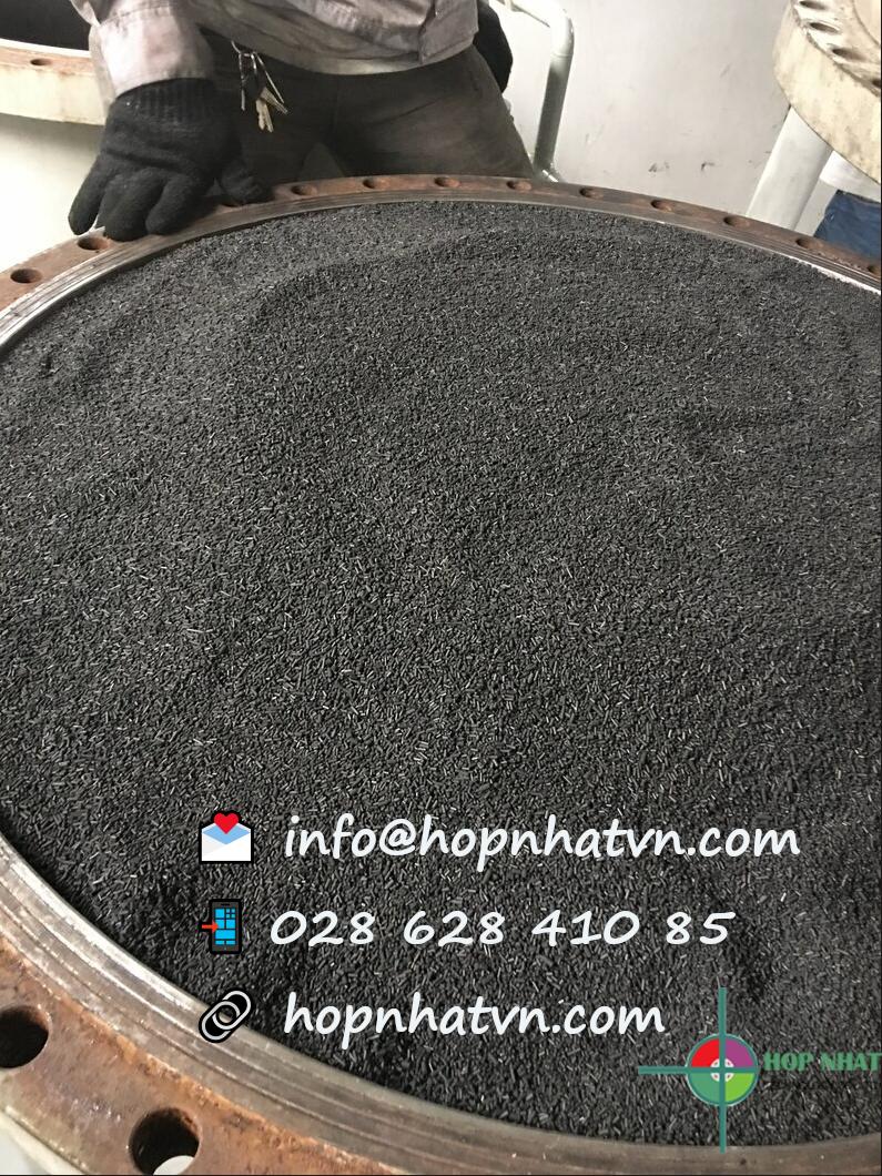 Giao hàng nhanh: Hạt hút ẩm CMS dùng cho máy tạo khí nito công nghiệp