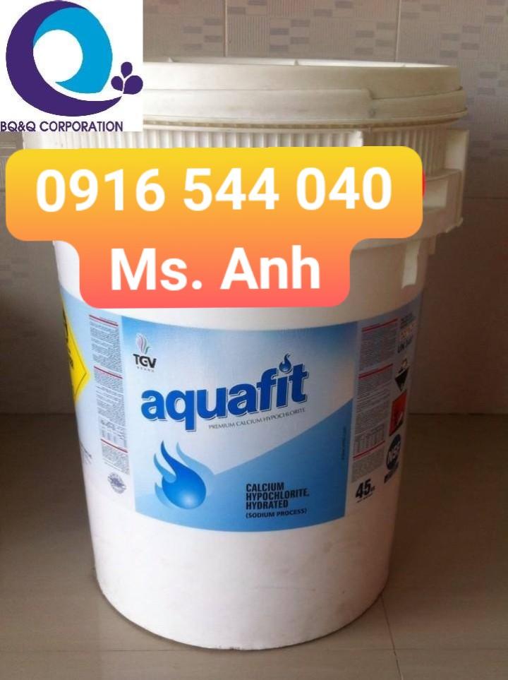 Bán chlorine Aquafit, Org, Cá Heo số lượng lớn tại TP.HCM