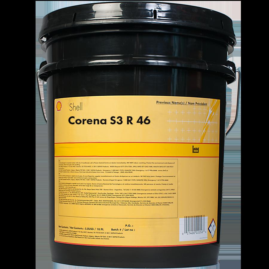 Dầu máy nén khí Shell Corena S3 R 46