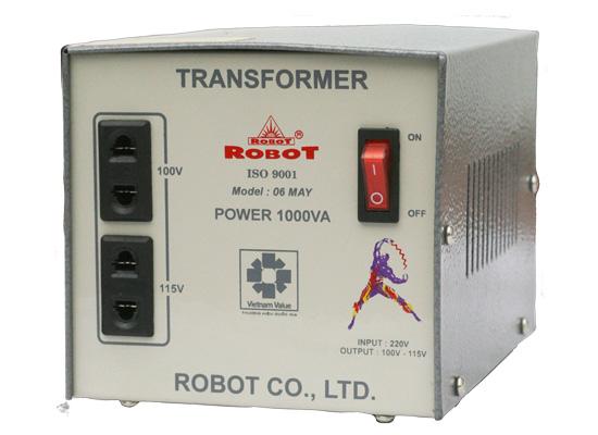 Biến thế điện Robot - 1KVA