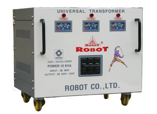Biến thế điện Robot - 20KVA
