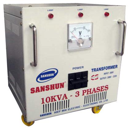 Biến thế điện SanShun - 10KVA