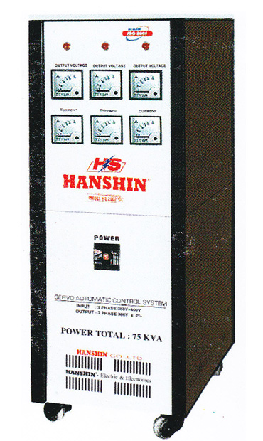 Ổn áp Hanshin - 75KVA