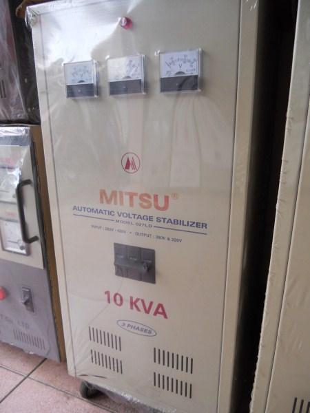 Ổn áp Mitsu - 10KVA