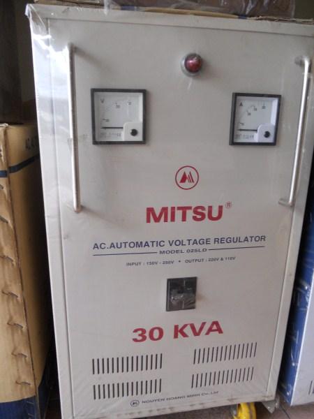 Ổn áp Mitsu - 30KVA