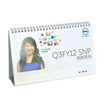 Custom Promotional Tabletop Calendars