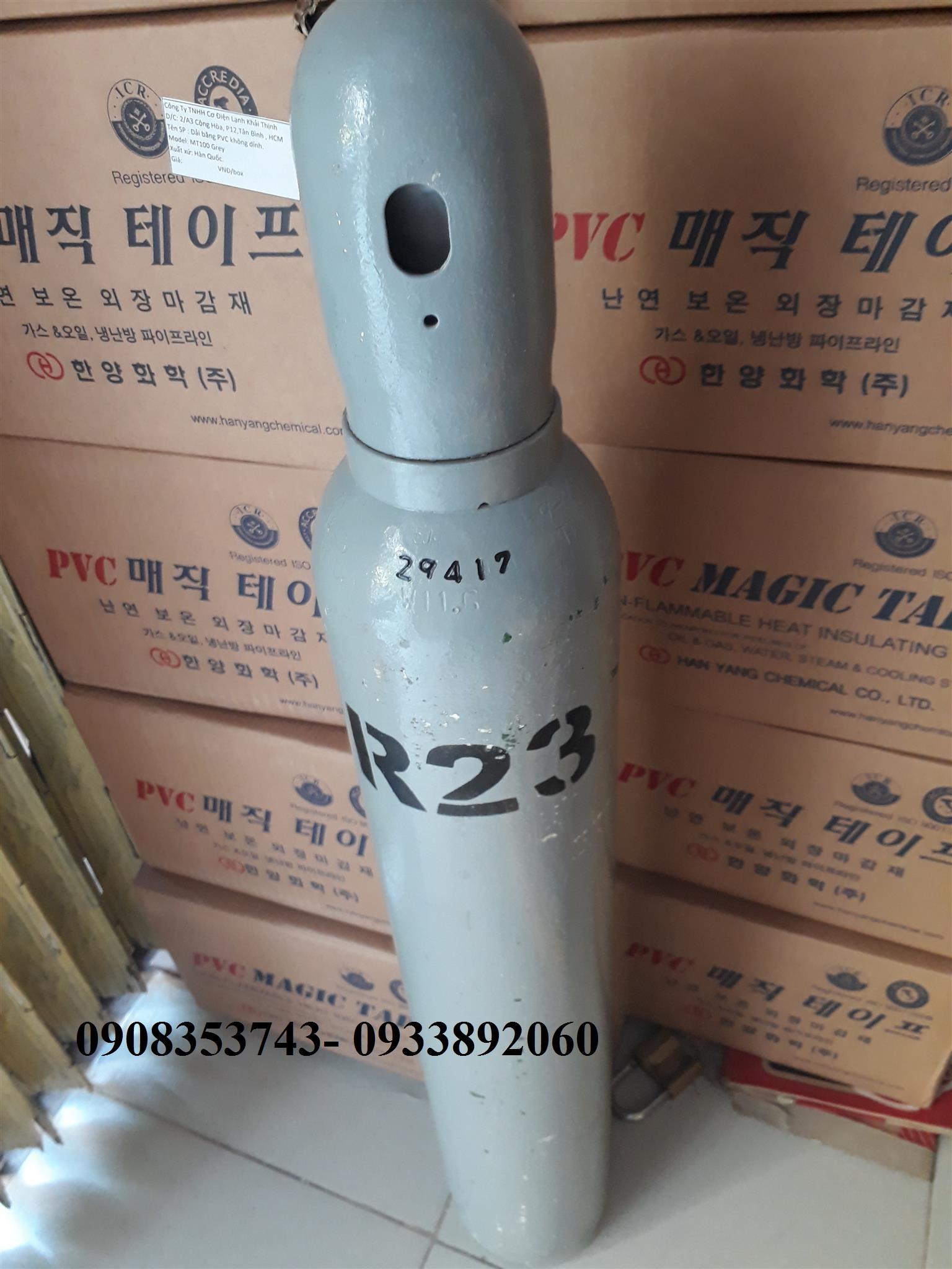 Ga lạnh R23
