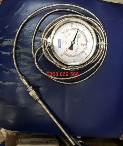 Mua đồng hồ đo nhiệt độ dạng dây giá rẻ tại BILALO