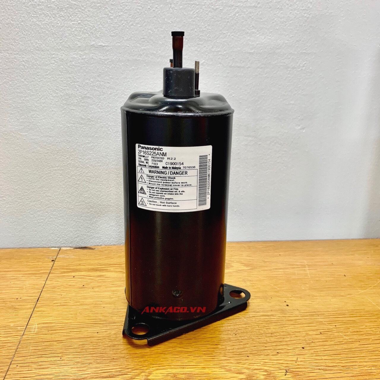 Cung cấp - lắp đặt block lạnh Panasonic 1HP 2P16S225ANM