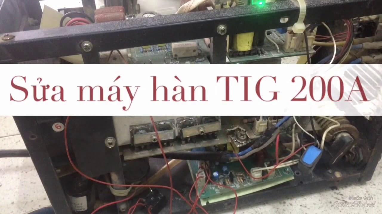 Sửa máy hàn siêu âm, máy hàn điện tử chất lượng cao