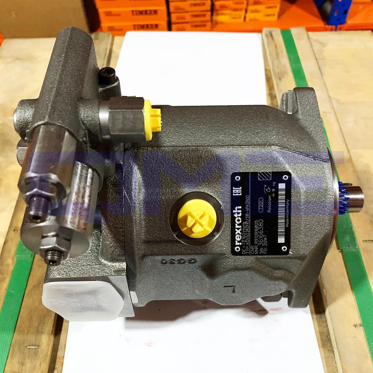 Bơm Piston hướng trục Rexroth R910916805 A10VSO