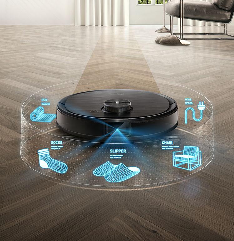 Robot hút bụi thông minh giá tốt và chính hãng tại TPHCM - MinaQ