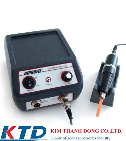 Máy đánh bóng khuôn siêu âm Diprofil DUS-300 giá tốt toàn quốc