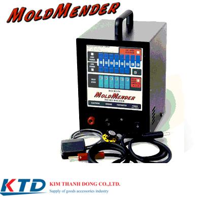 Máy hàn sửa khuôn MoldMender – Rocklinizer tại Hồ Chí Minh, Bình Dương, Long An, Đồng Nai, Cần Thơ,...