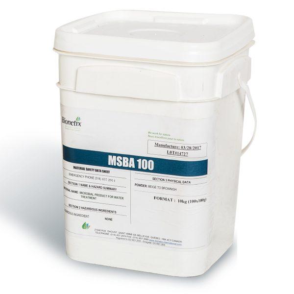 BCP54/ MSBA100 loại trừ ô nhiễm bệnh trong ao nuôi thủy sản