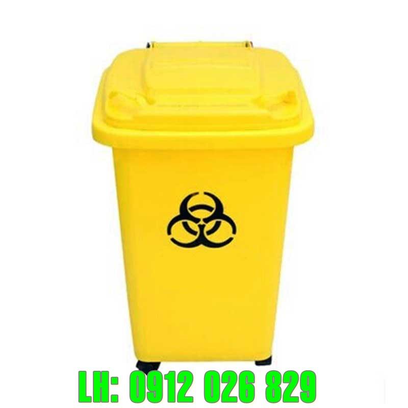 Thùng rác bệnh viện - tính năng sử dụng và cách bảo quản