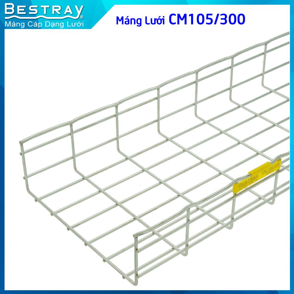 BESTRAY- Dòng sản phẩm Máng cáp dạng lưới CM105