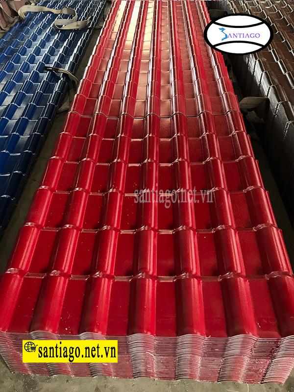 Bán Ngói Nhựa PVC ASA Siêu Bền Màu Giá Rẻ Tại Quảng Ngãi