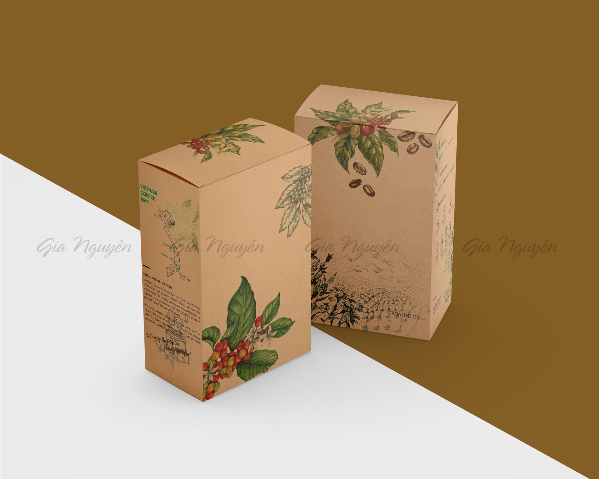 In hộp giấy tại Đà Nẵng – Giá rẻ, giao nhanh