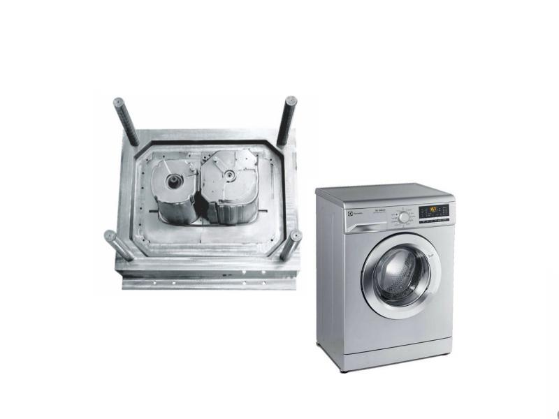Injection Washing Machine Mould