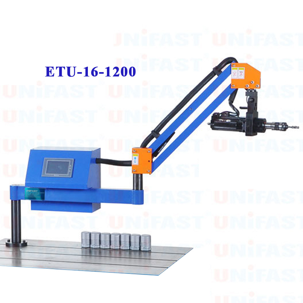Máy ta rô cần tự động ETU-16-1200