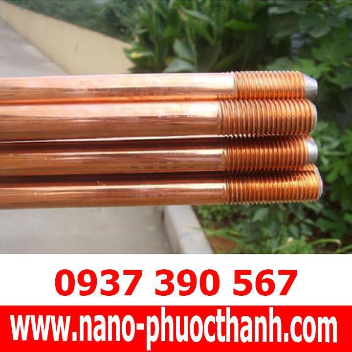 Cọc tiếp địa Việt Nam - NANO PHƯỚC THÀNH