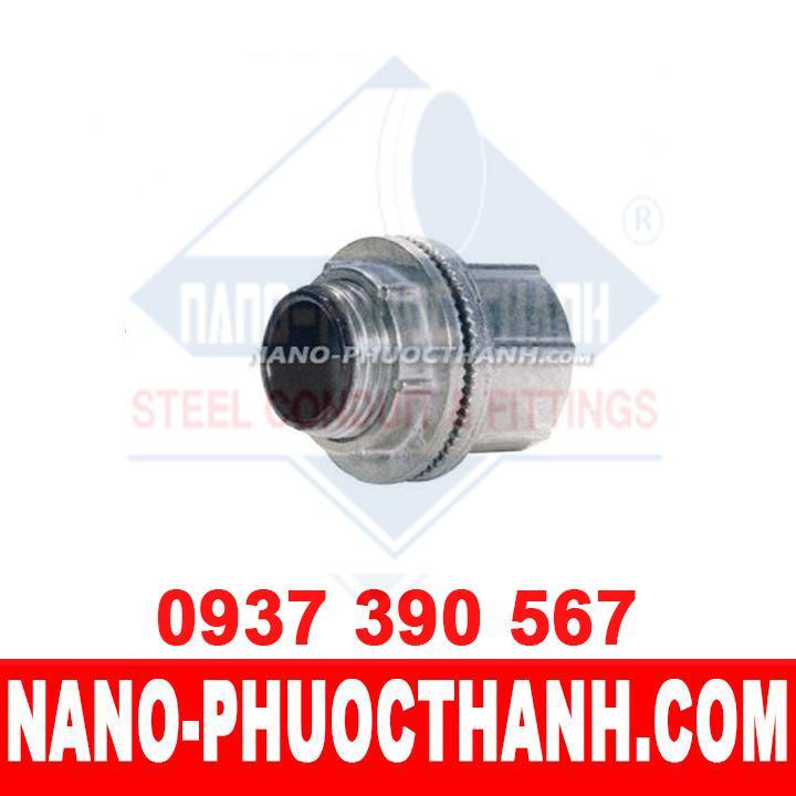 Đầu nối ống thép luồn dây điện IMC vào hộp điện - NANO PHƯỚC THÀNH