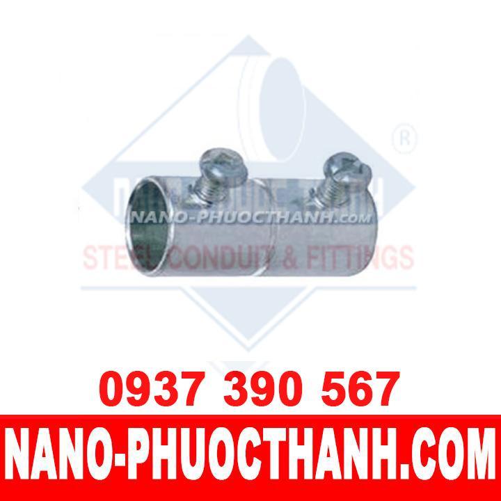 Khớp nối ống thép luồn dây điện trơn EMT - NANO PHƯỚC THÀNH