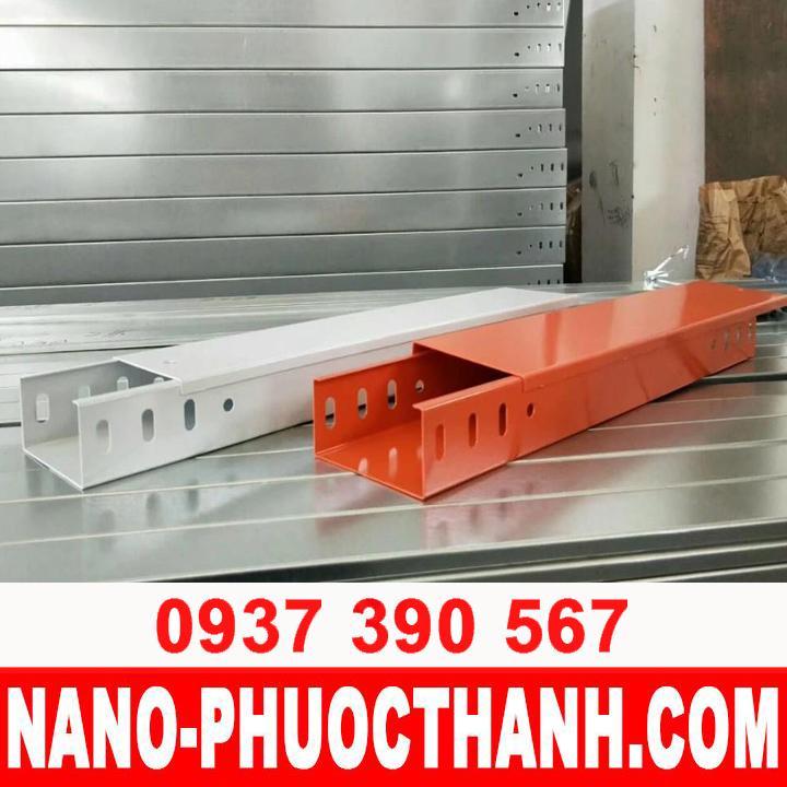 Máng cáp sơn tĩnh điện - giá rẻ - chất lượng