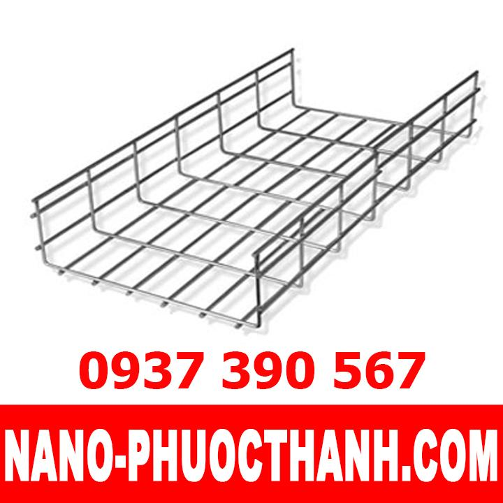 NANO PHƯỚC THÀNH - Chuyên cung cấp - Máng lưới inox 304