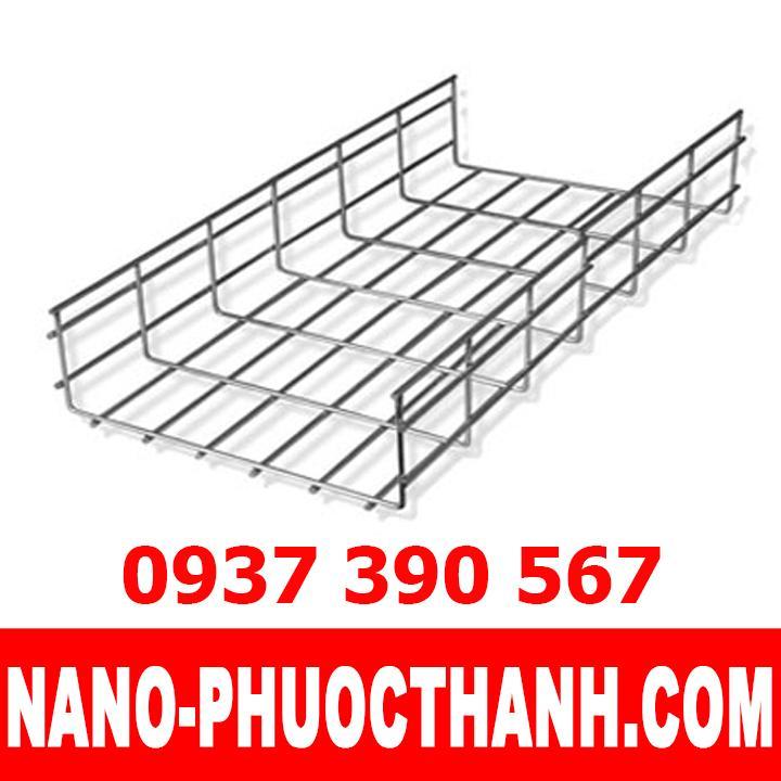 NANO PHƯỚC THÀNH - Lựa chọn kích thước - Máng lưới - phù hợp với quy mô công trình