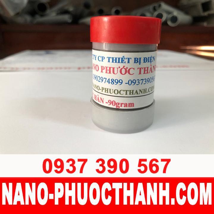 Nhà cung cấp hàng đầu thuốc hàn hóa nhiệt - chất lượng - giá cạnh tranh - NANO PHƯỚC THÀNH