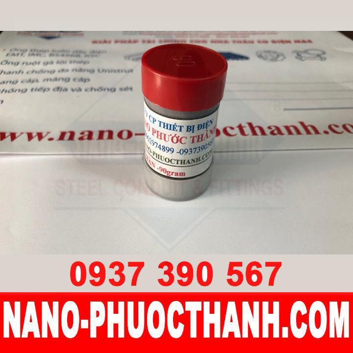 Nhà cung cấp hàng đầu - Thuốc hàn hóa nhiệt - NANO PHƯỚC THÀNH