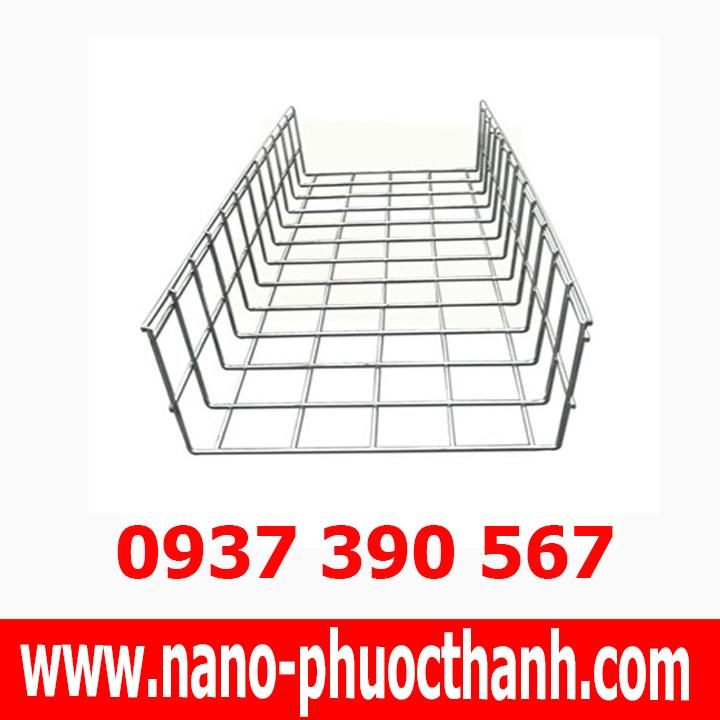 Nhà cung cấp - Máng lưới mạ kẽm nhúng nóng - giá cạnh tranh, chất lượng - NANO PHƯỚC THÀNH