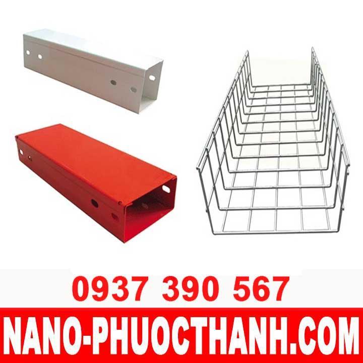 Thang cáp CABLE LADDER - Máng cáp CABLE TRAY- Máng lưới - chống sét rỉ, cách điện an toàn