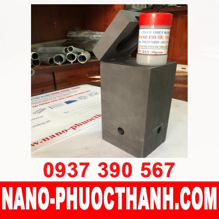 Tìm hiểu thiết kế cấu tạo của khuôn hàn hóa nhiệt - NANO PHƯỚC THÀNH