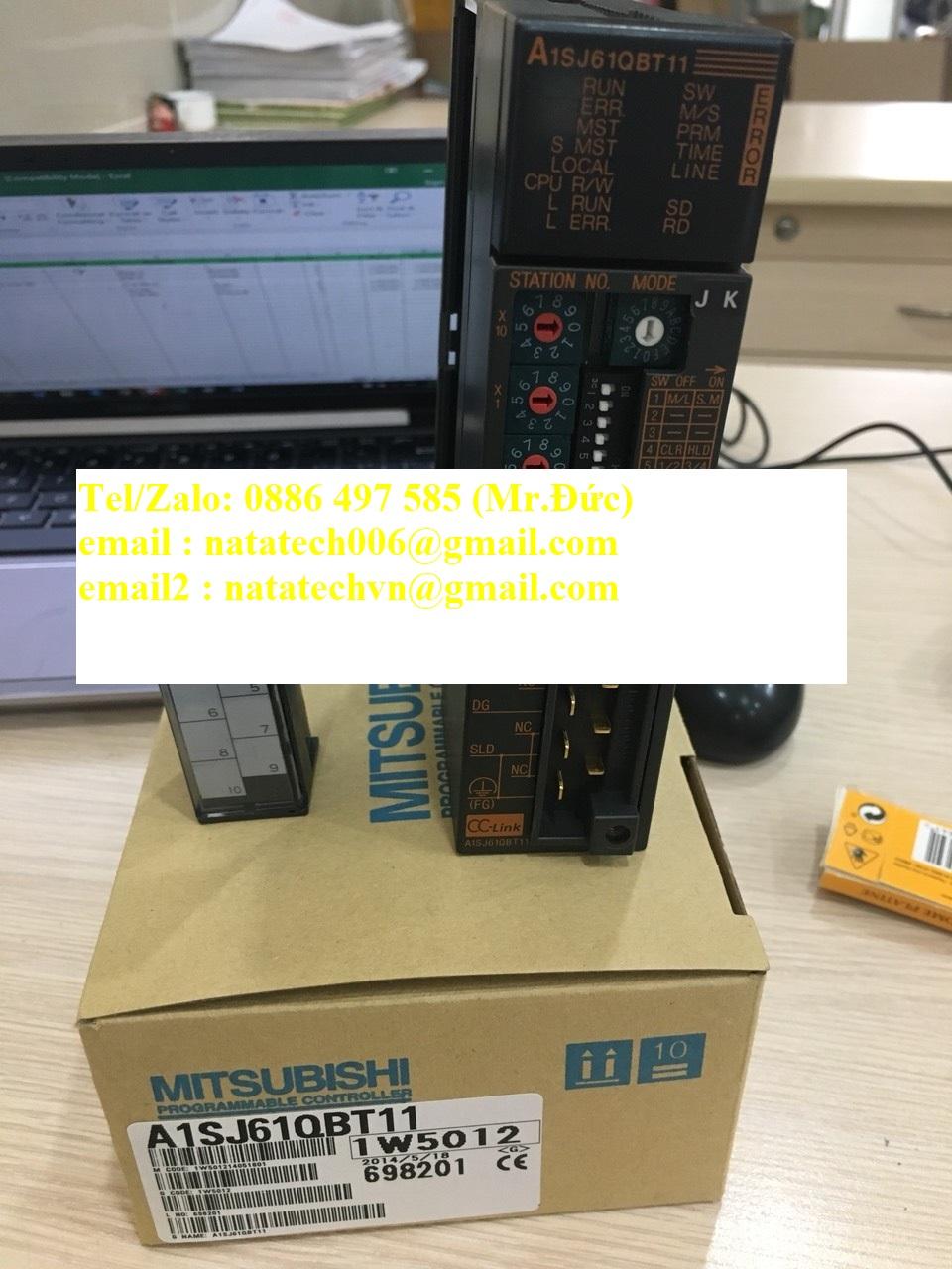 CC-LINK MODULE A1SJ61QBT11 - Cty TNHH Natatech