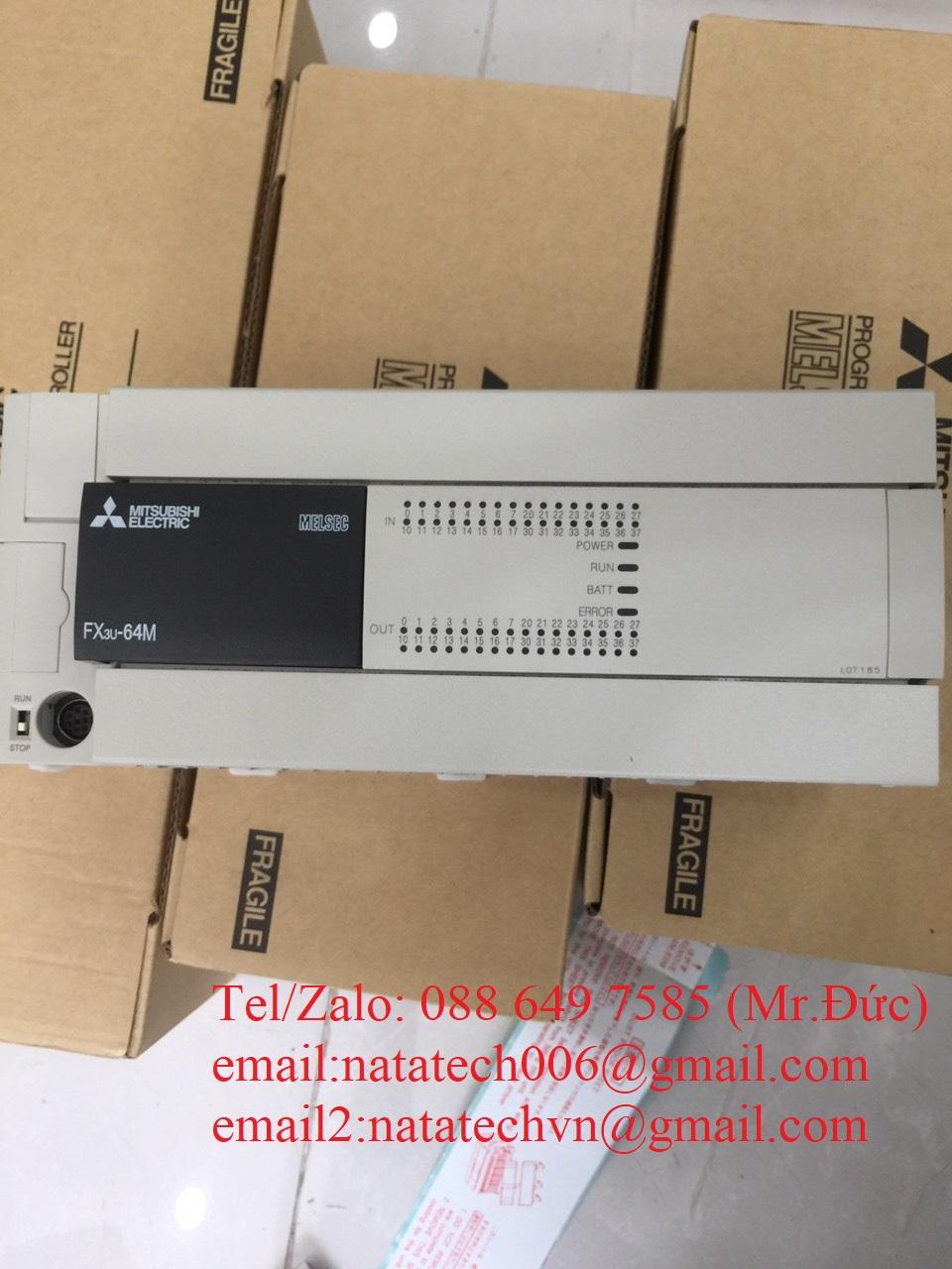 QD77MS16 Công ty TNHH Natatech chuyên cung cấp các model hàng của hãng MITSUB