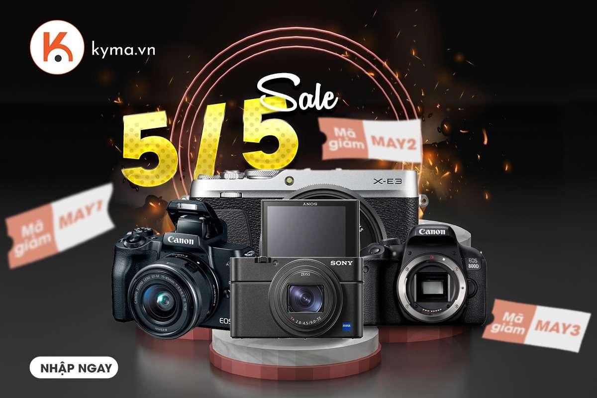Sale sốc sản phẩm máy ảnh Nikon D780 tháng 5- chốt ngay kẻo lở