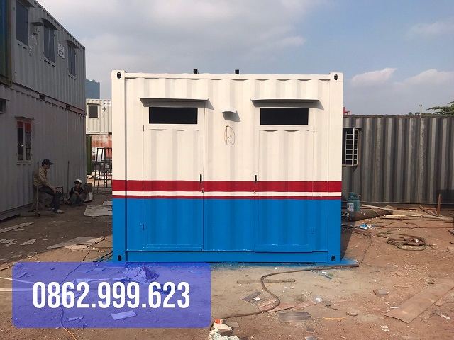 Container nhà vệ sinh 10 feet