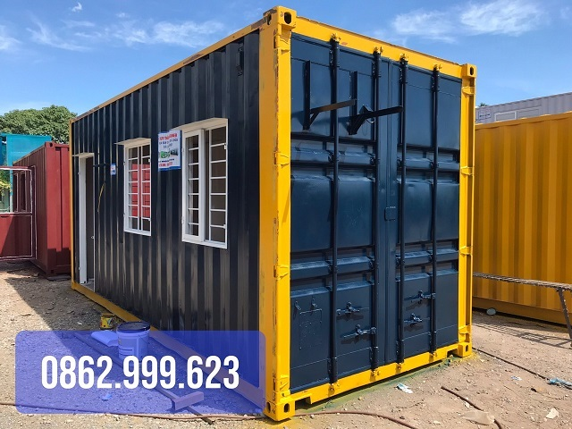 Huy Thắng Container nhà cung cấp contaier giá rẻ