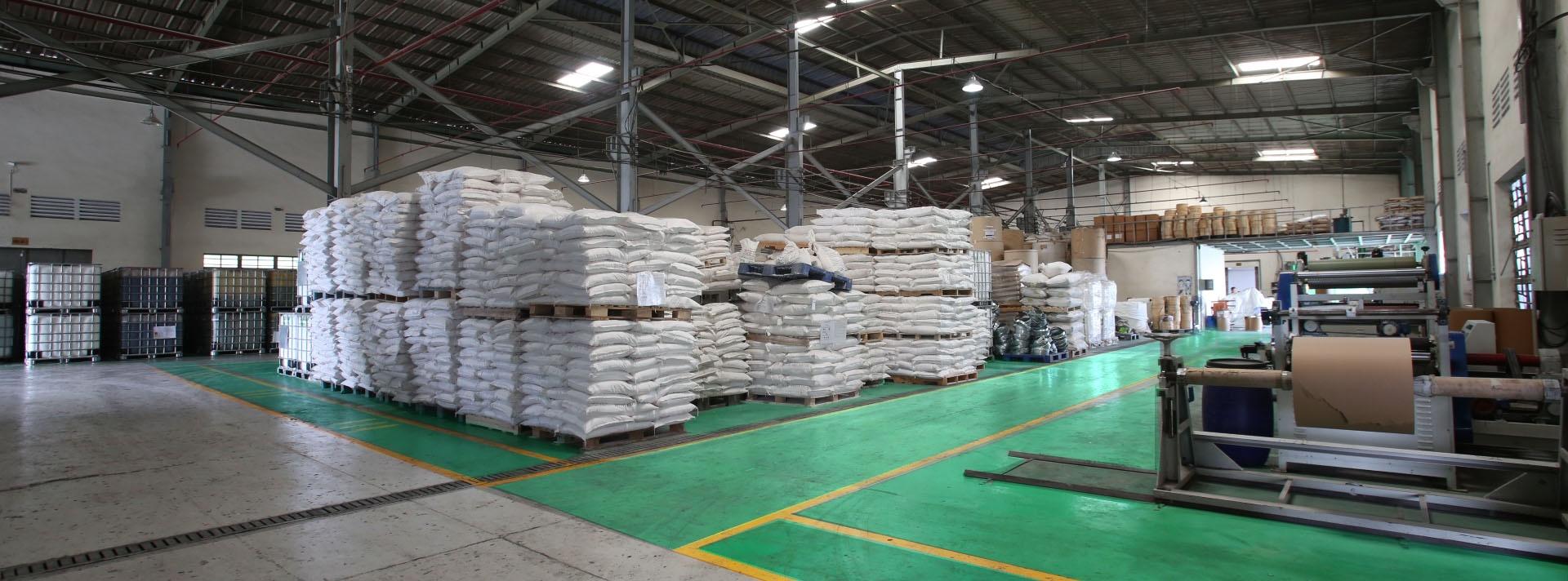 Tinh bột bao bì cho giấy
