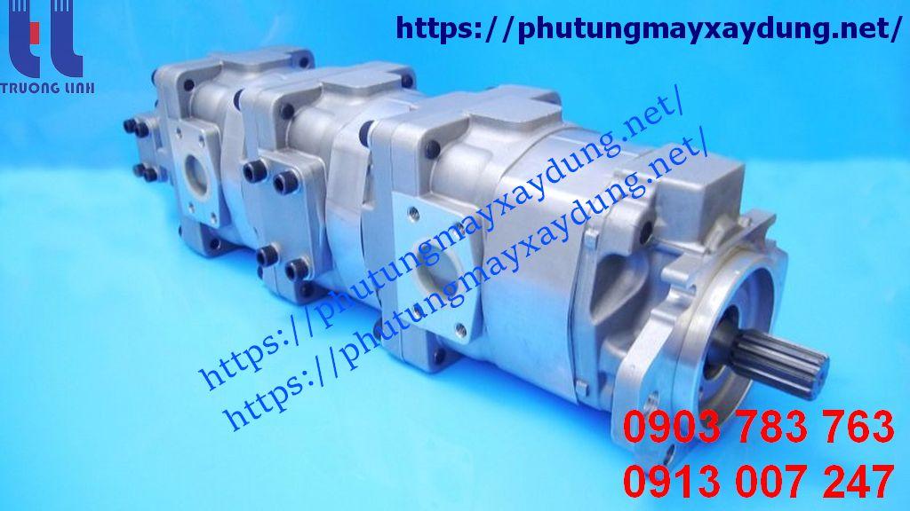 Bơm thủy lực xe xúc lật komatsu wa380-1 705-56-34180 - Bơm thủy lực Komatsu