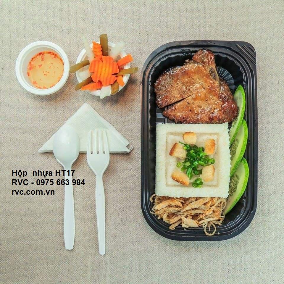 Ưu điểm mẫu hộp nhựa đựng thực phẩm