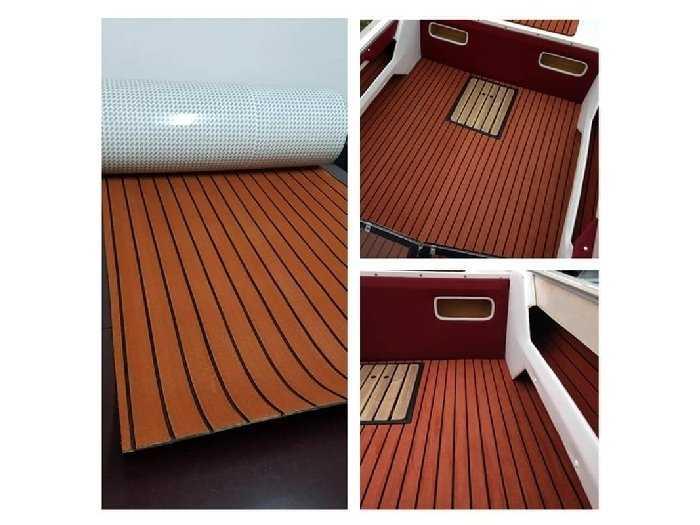 Thảm Lót Cano 1m2x2m4 , chất liệu EVE